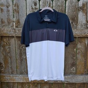 Handsome Oakley Men's Polo Shirt Large GUC